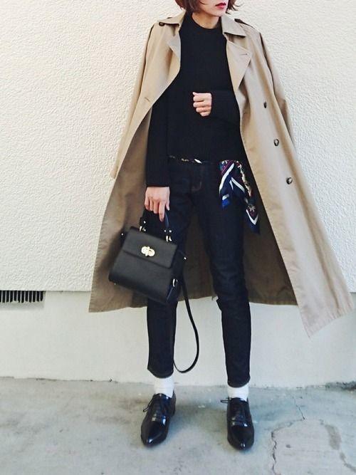 afda04e892c9d0 夏を除いて全ての季節で使えるトレンチコートは、皆さん一着は持っているアイテムですよね。カジュアルにもフォーマルにも着こなせるのも魅力の1つ♡ですが、その  ...