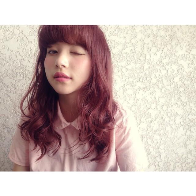 【女子必見】かわいく愛され顔に♡アイシャドウはピンクで決まり!