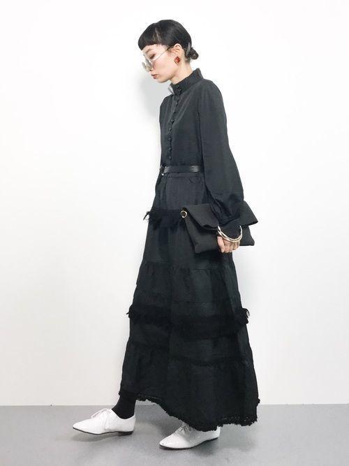 モード系ファッションの人気ブランド10選&着こなしコーデ大特集♡の11枚目の画像