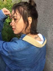 """【簡単アレンジ】ボブ×お団子で""""エアリー感を叶える""""がトレンド♡"""