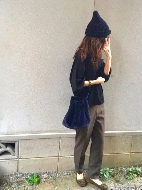 【2018年版】モカシンシューズでキメる季節コーデがかわいい♡の20枚目の画像