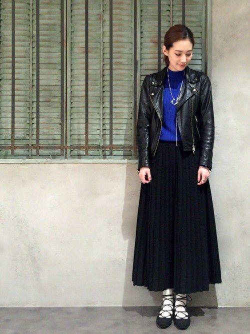 2018年春を先取り!プリーツスカートで作る最旬春コーデ♡の7枚目の画像