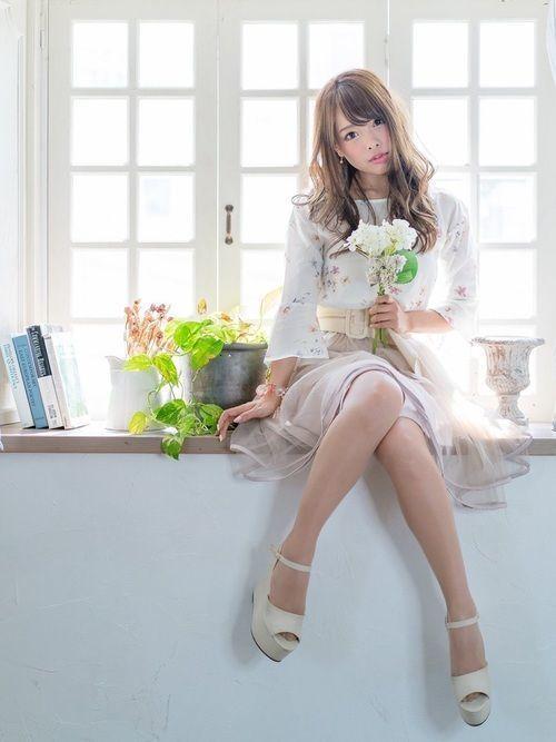 【シーズン別】チュールスカートでつくる愛されコーデをご紹介♡