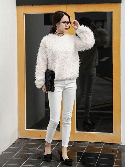 《レディース》おすすめホワイトデニム♡やっぱり白がかっこいい。