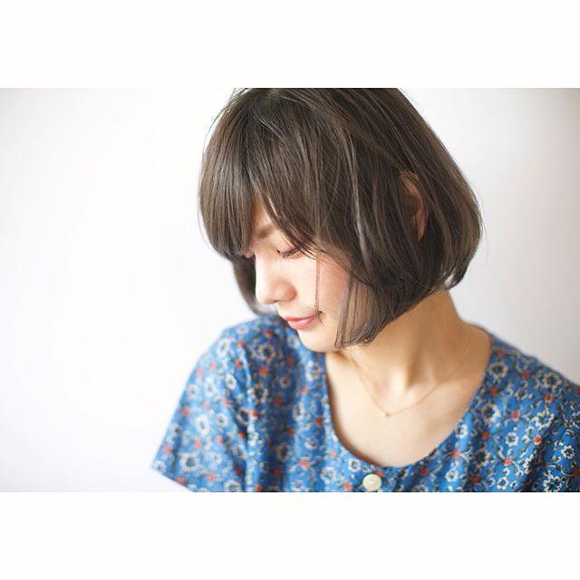 【ブリーチなし】暗めグレーアッシュで叶う大人かわいいモテ髪5選♡