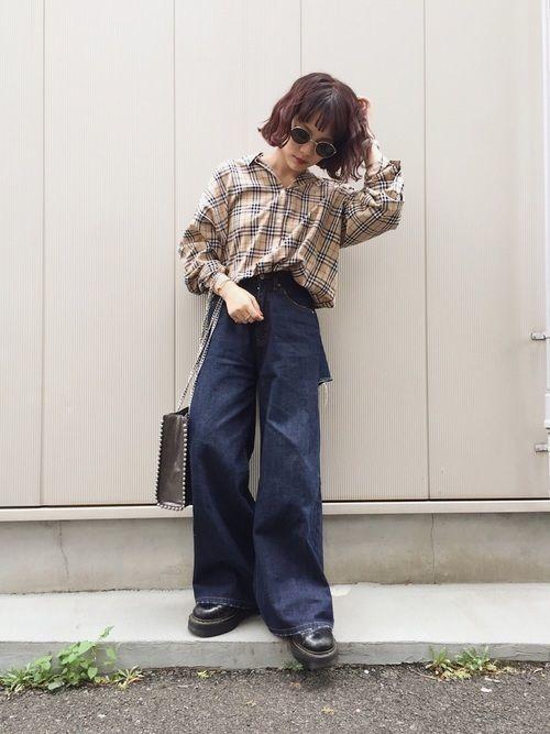 冬の着こなしコーデ《ワイドパンツ×コートor靴》のおすすめ♡の16枚目の画像