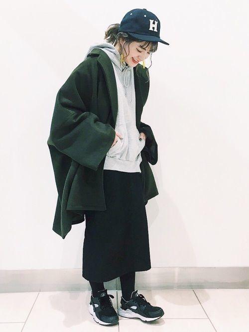 【春夏秋冬】タイトスカート(ミニ・ロング)の着回しコーデ術♡の2枚目の画像