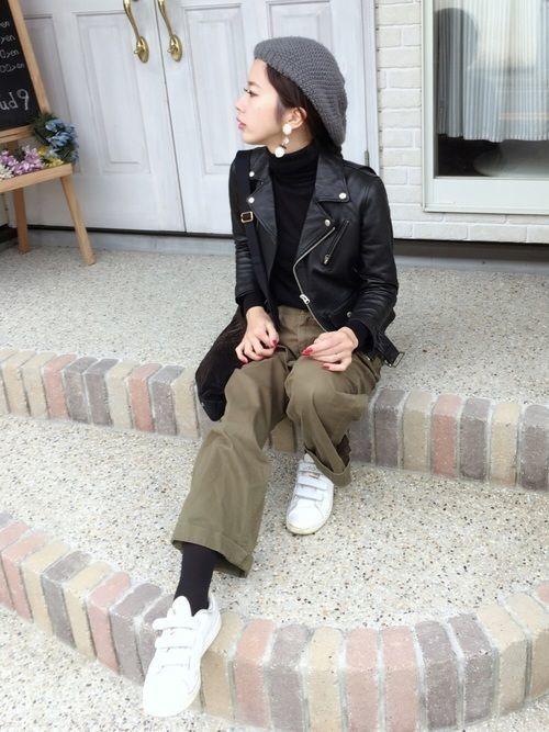 お洒落オーラは足元から!【今季トレンド人気スニーカー&コーデ】の6枚目の画像