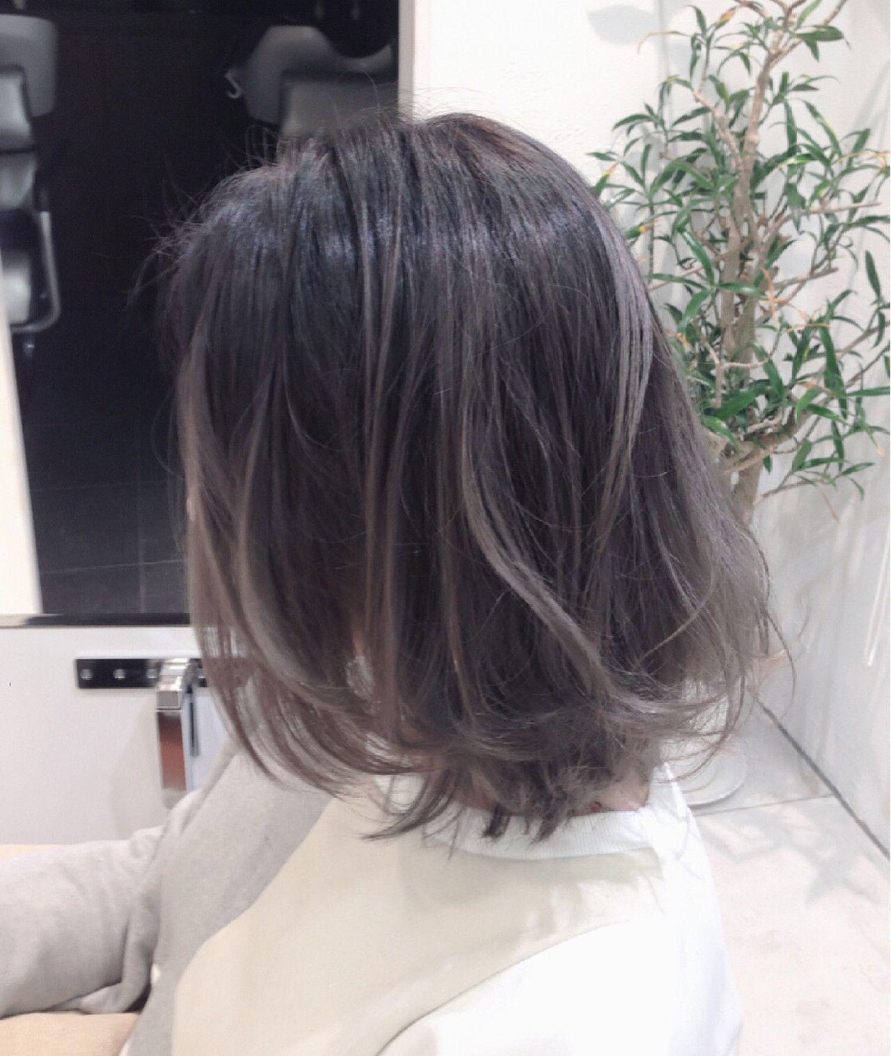 2020年は「暗髪」が合言葉♡透明感が手に入るヘアカラーを調査♪の19枚目の画像
