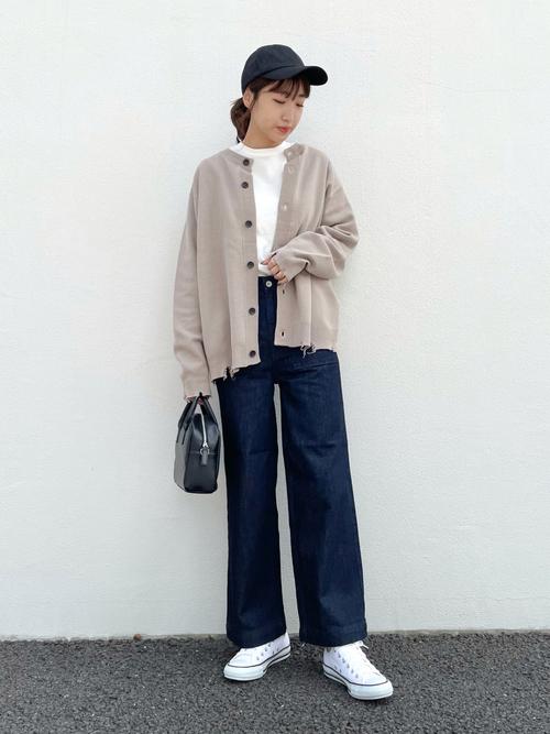 【気温20度】レディースのおすすめ服装25選!自分らしくおしゃれにの2枚目の画像