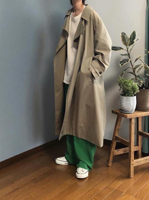 【気温20度】レディースのおすすめ服装25選!自分らしくおしゃれにの30枚目の画像