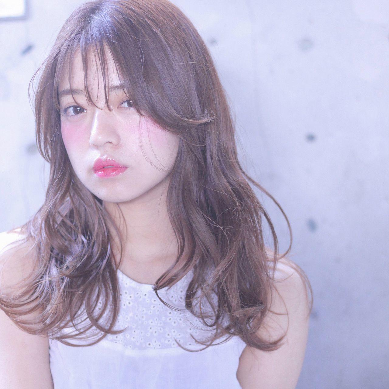 【韓国好き必見!】オルチャンかわいいM字バング♡M字前髪の作り方の7枚目の画像