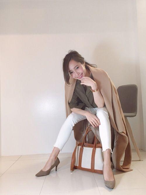 【働く女性必見!】ワンランク上の着まわしOLスタイルコーデ♡