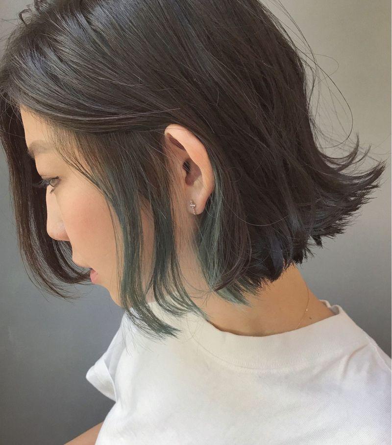 ありきたりなんてイヤ。ツートンカラーで作る自分色の髪型♡