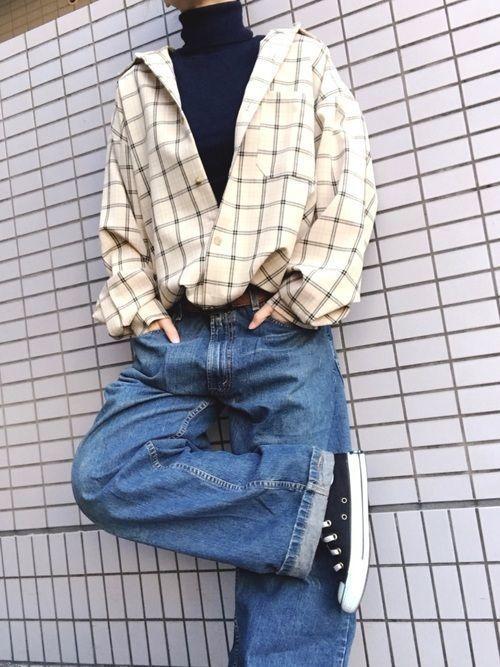 【レディース】アメカジでラフな着こなしを♡ブランド・コーデを発表の12枚目の画像