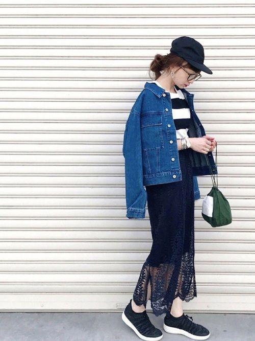【レディース】アメカジでラフな着こなしを♡ブランド・コーデを発表
