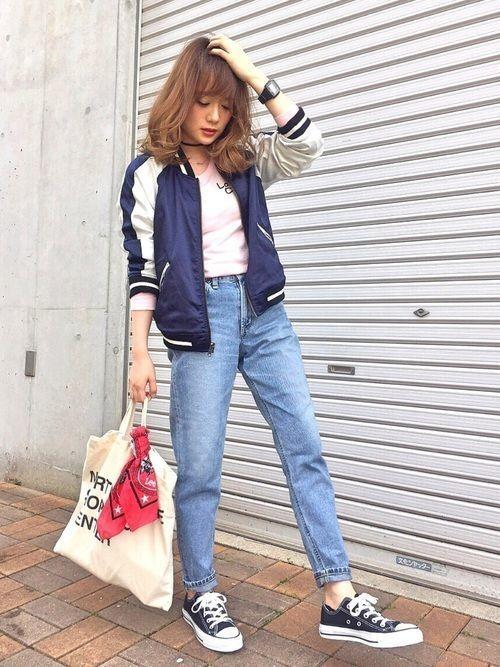 【レディース】アメカジでラフな着こなしを♡ブランド・コーデを発表の11枚目の画像