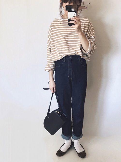 【レディース】アメカジでラフな着こなしを♡ブランド・コーデを発表の14枚目の画像