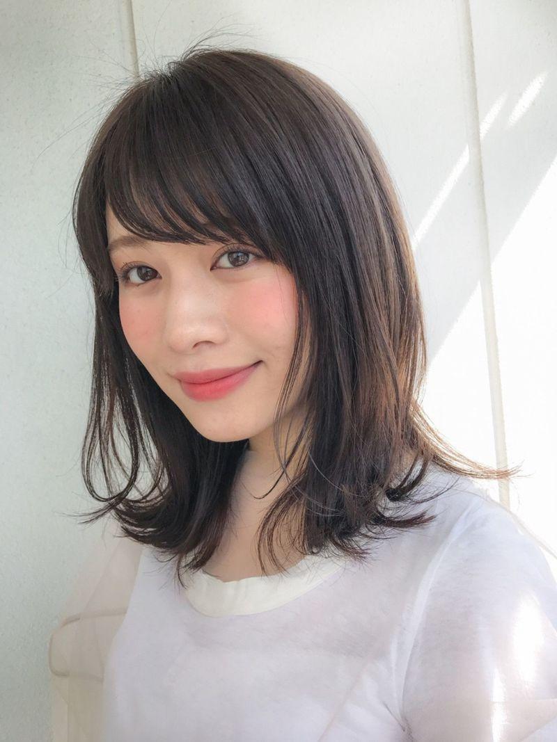 第1印象が命!本当にかわいい【前髪の作り方・流し方】メソッド♡