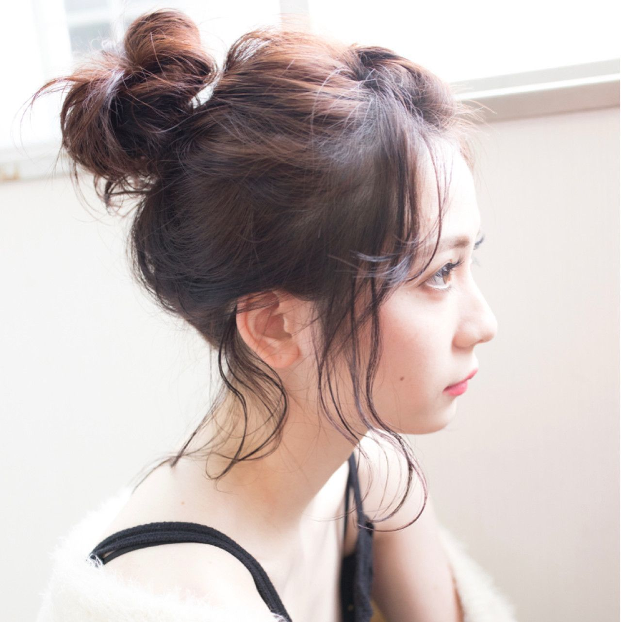 ミディアムさん必見!】春のかわいい髪型紹介しちゃいます♡ | arine