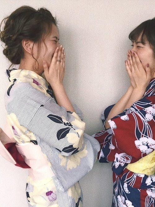 【簡単】夏に向けて準備開始!浴衣女子のヘアアレンジ大特集♡