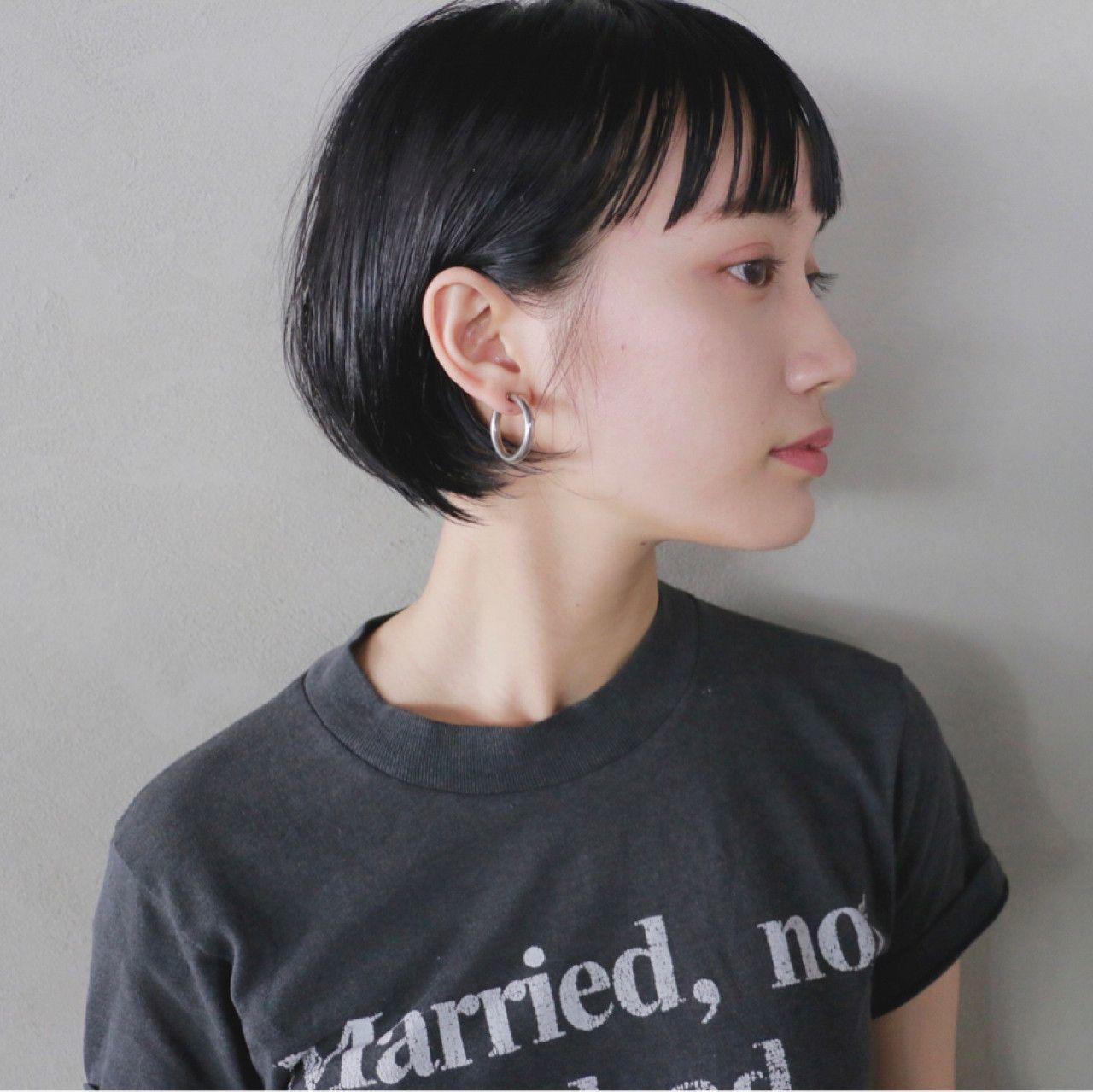 かわいいを簡単に♡ショートボブの巻き髪アレンジのやり方の3枚目の画像