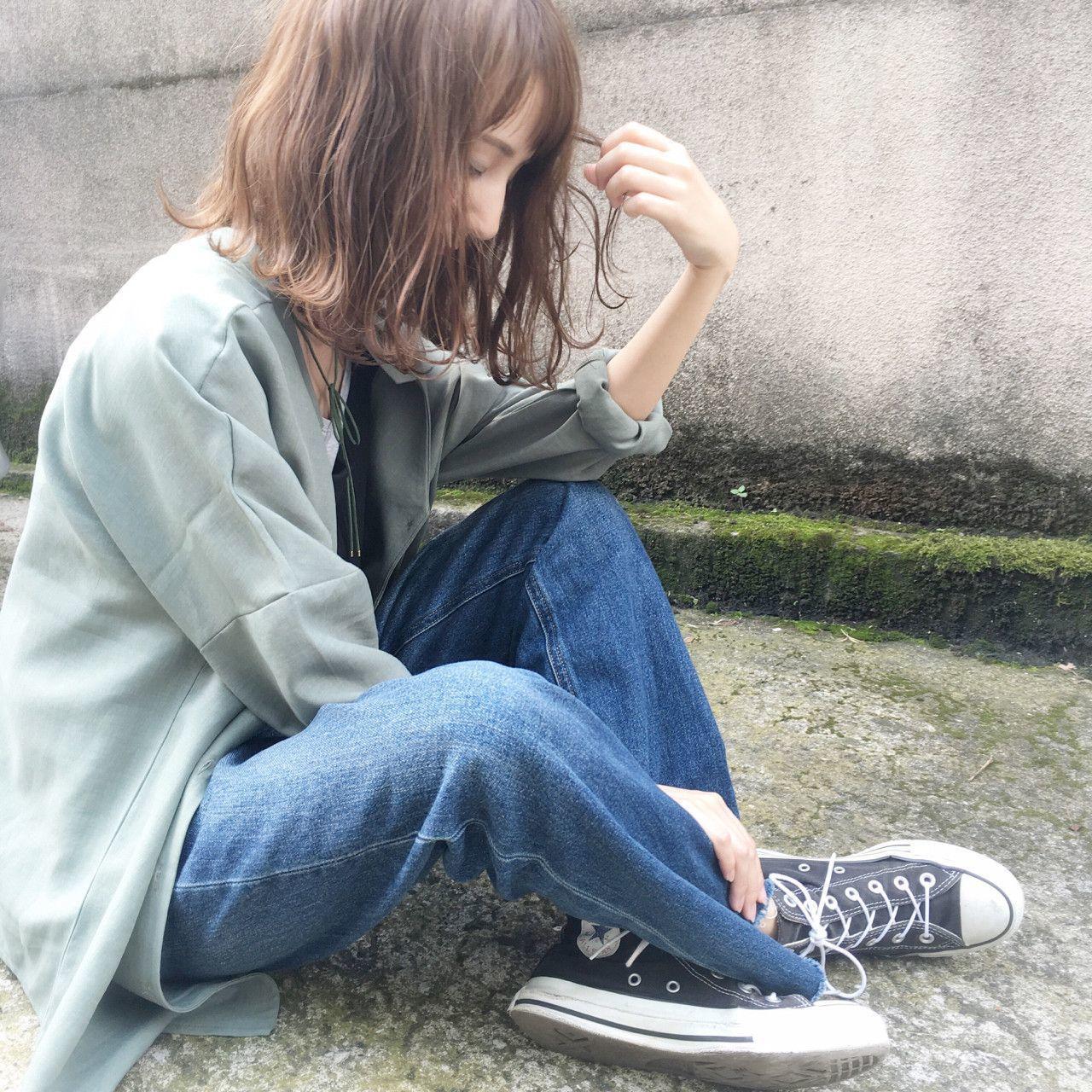【レディース】アメカジでラフな着こなしを♡ブランド・コーデを発表の33枚目の画像
