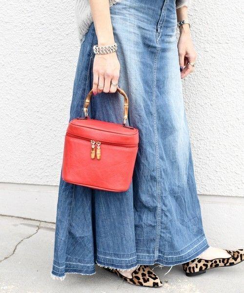 ころんとフォルム♡【バニティ】バッグを春コーデに取り入れたい!の1枚目の画像