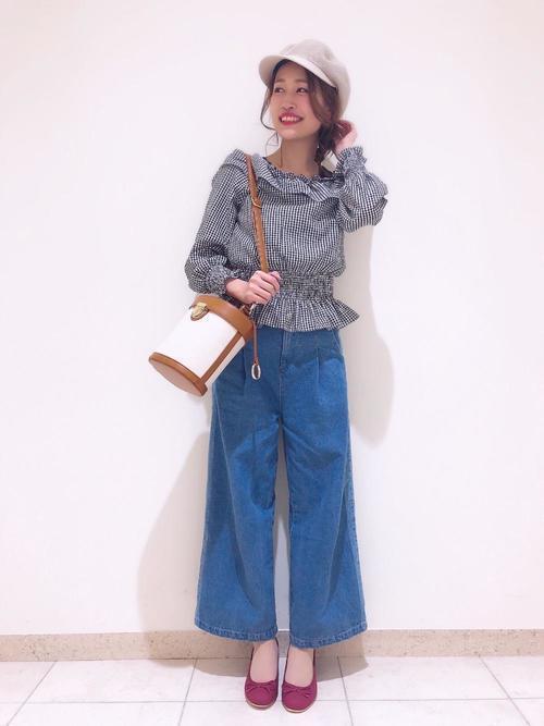 ころんとフォルム♡【バニティ】バッグを春コーデに取り入れたい!の2枚目の画像