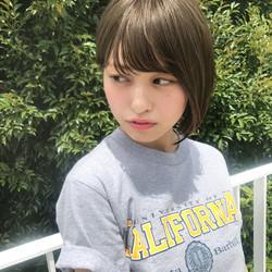 """次の髪色は""""アッシュグリーン""""。爽やかgirlで恋を呼び起こす♡"""