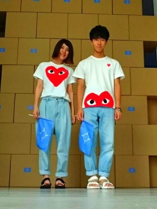 おしゃれさとおもしろさ、どっちも持ってるブランドTシャツ5選!の8枚目の画像