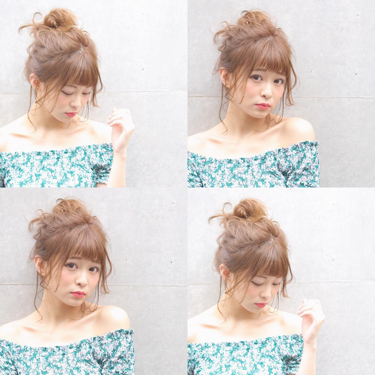 愛され女子の共通点はミディアム?こんなかわいい髪型見たことない♡の10枚目の画像