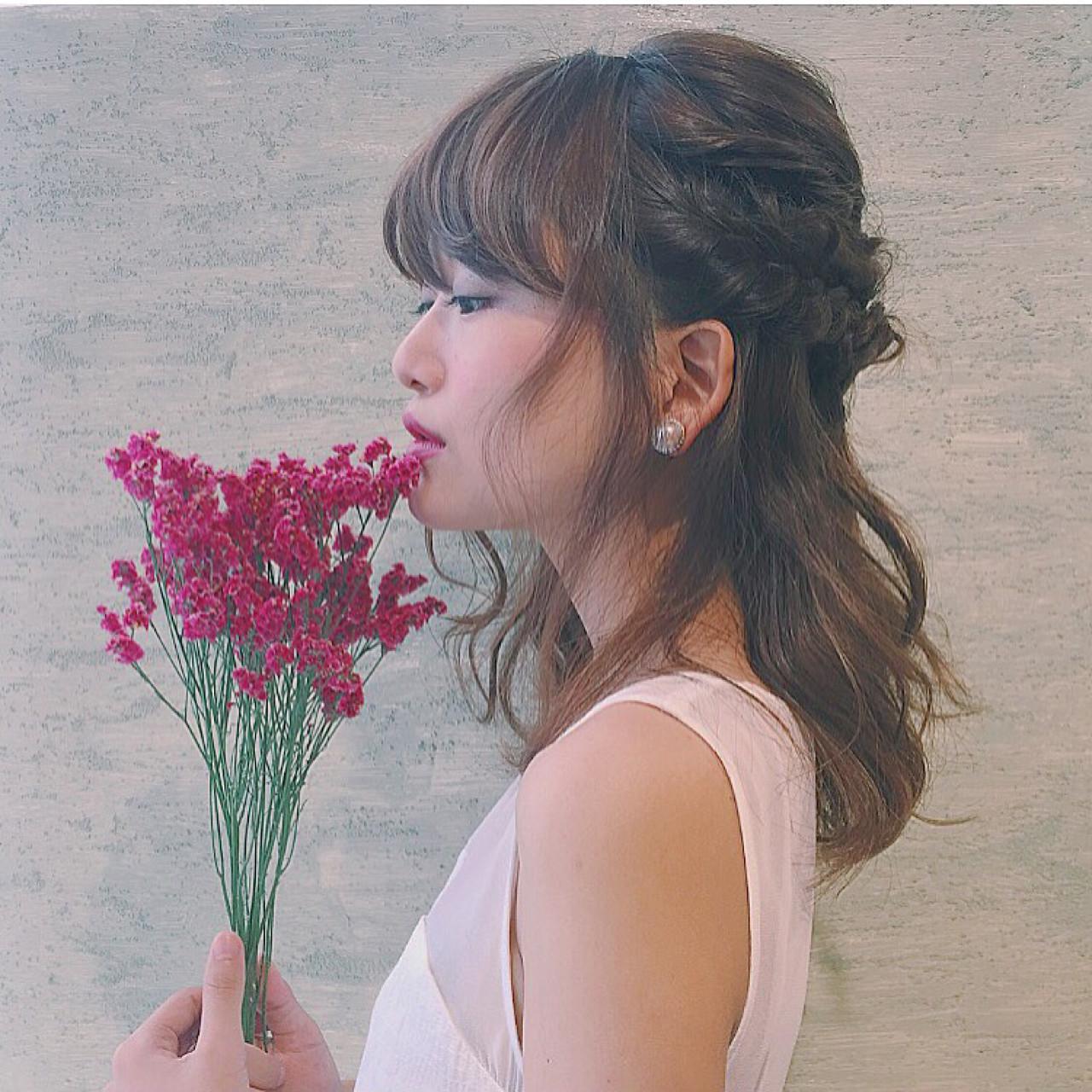 愛され女子の共通点はミディアム?こんなかわいい髪型見たことない♡の11枚目の画像
