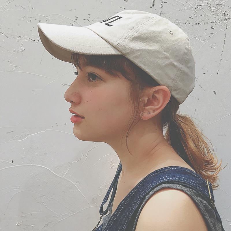 【帽子×簡単ヘアアレンジ】で叶う!お目立ちガールになれる方法♡