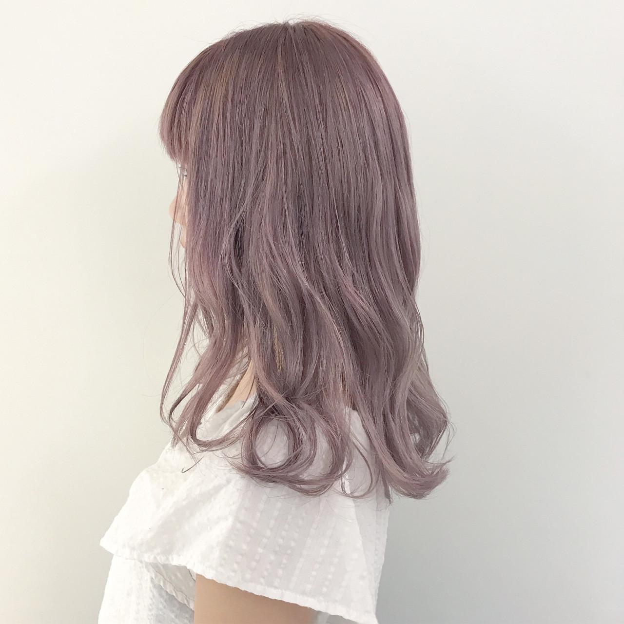 【保存版】魅せるナチュラルヘア…♡挑戦カラーで脱マンネリヘア!の5枚目の画像
