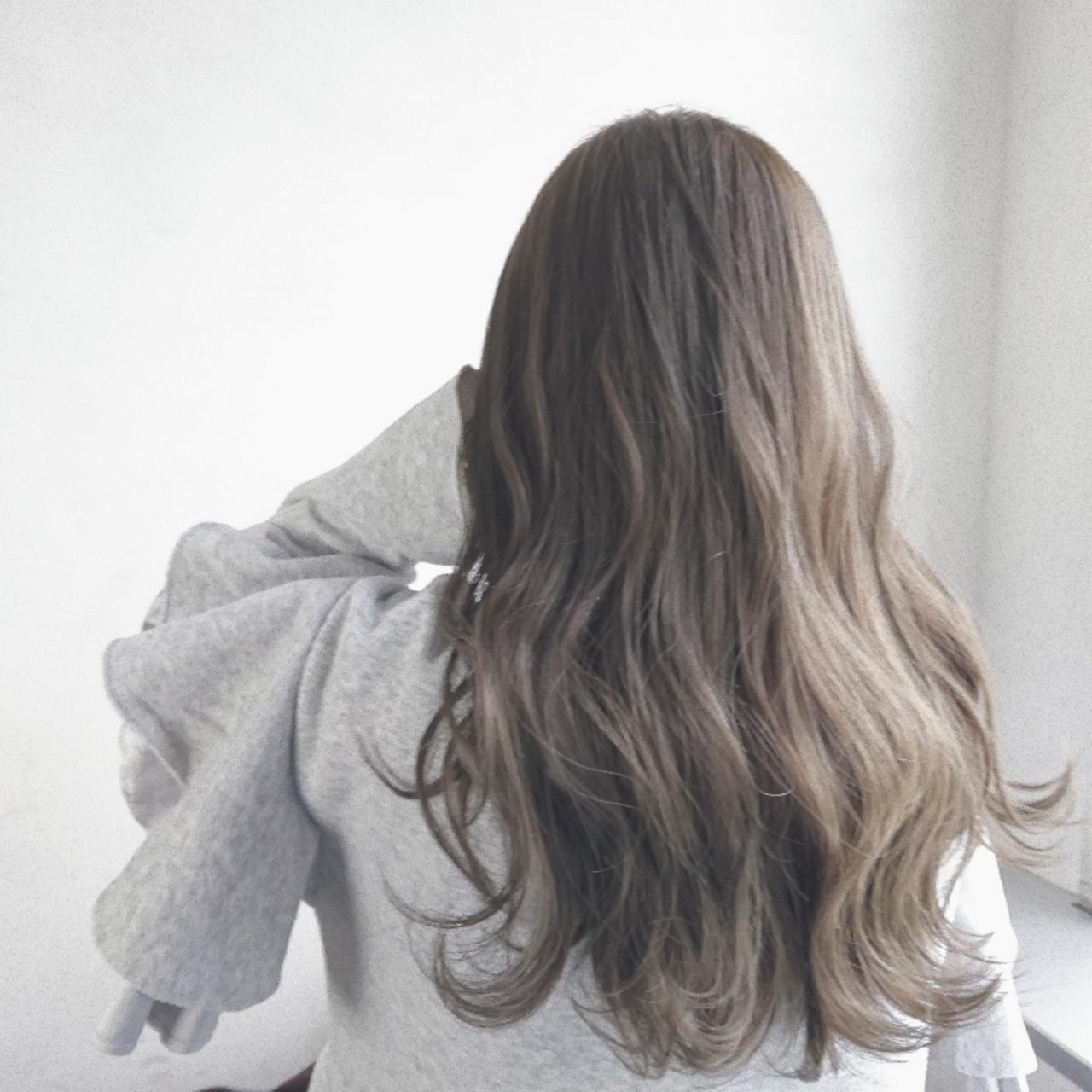 【保存版】魅せるナチュラルヘア…♡挑戦カラーで脱マンネリヘア!の7枚目の画像