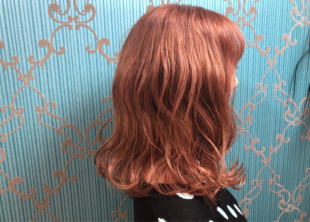 【保存版】魅せるナチュラルヘア…♡挑戦カラーで脱マンネリヘア!の6枚目の画像