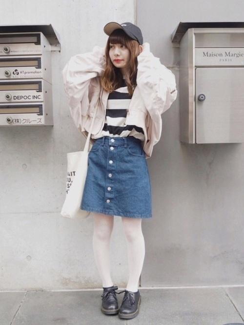 気温20度の日の服装はこれ!レディースおすすめコーデ♡ の3枚目の画像