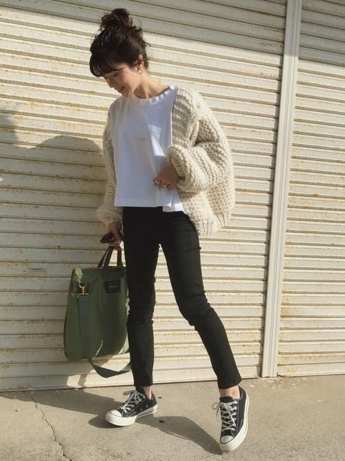 気温20度の日の服装はこれ!レディースおすすめコーデ♡ の5枚目の画像