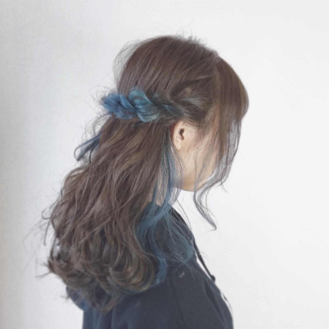 【保存版】魅せるナチュラルヘア…♡挑戦カラーで脱マンネリヘア!の10枚目の画像