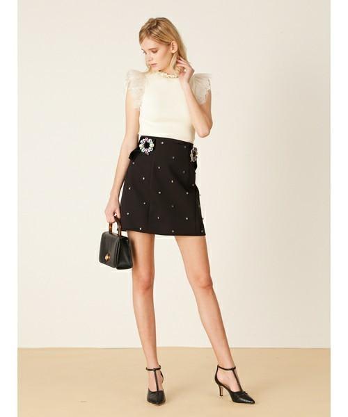 【ぽっちゃり女子必見】着やせできるスカート丈を教えちゃいます♡