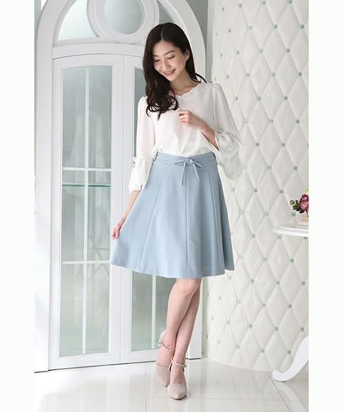 【ぽっちゃり女子必見】着やせできるスカート丈を教えちゃいます♡の3枚目の画像
