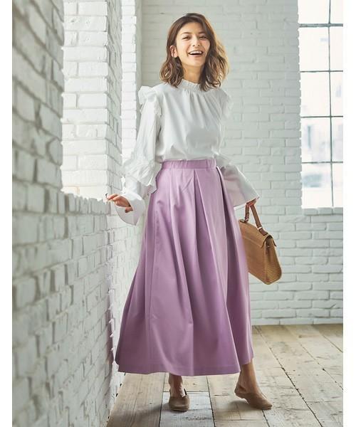 【ぽっちゃり女子必見】着やせできるスカート丈を教えちゃいます♡の11枚目の画像