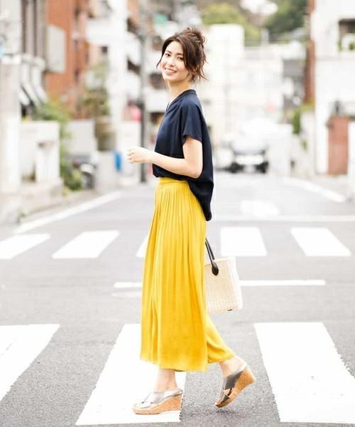 【ぽっちゃり女子必見】着やせできるスカート丈を教えちゃいます♡の13枚目の画像