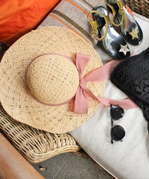 日焼け対策のマストアイテムはこれ☆【麦わら帽子】で夏よ来い!