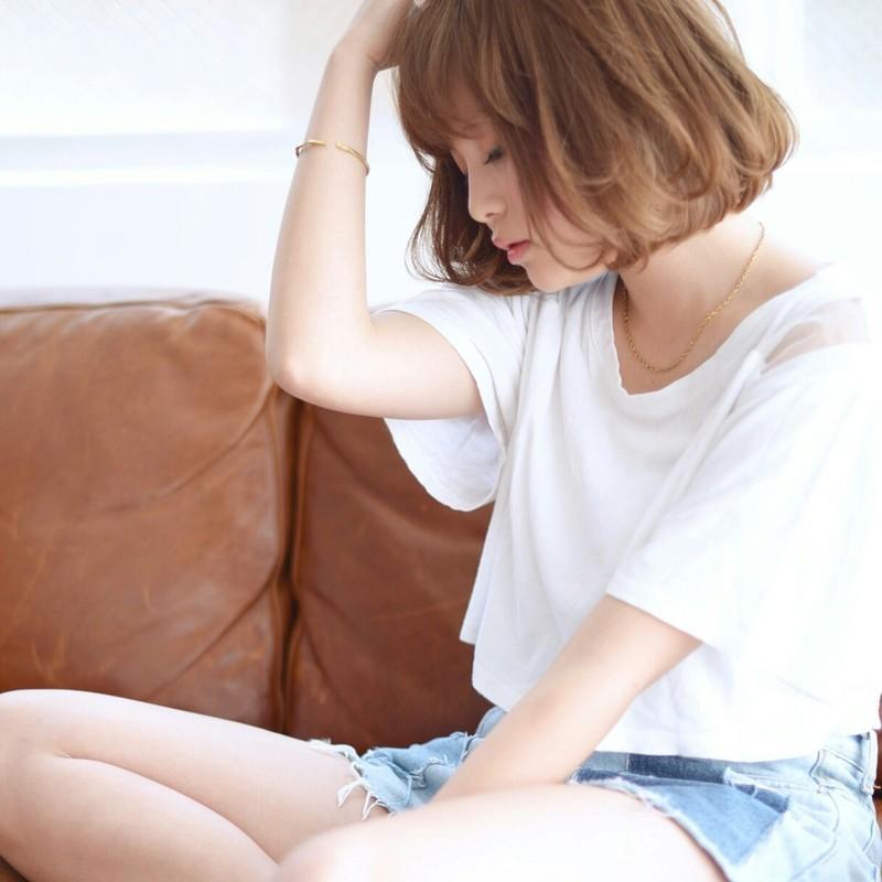 【人気茶色×ヘアカラーの種類大全】トレンド押さえておしゃ髪に変身