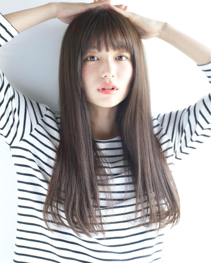 【ヘアカタログ】ヘアカットで新しい私に♡毛先だけでも印象ガラリ!