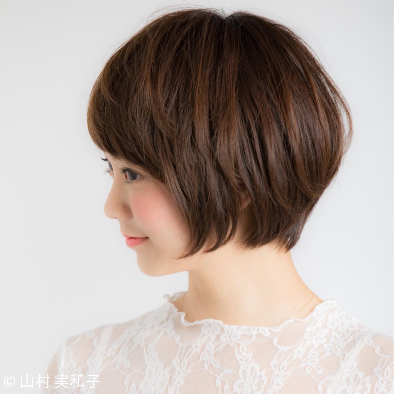 縮毛矯正をプラスして、完成度の高いショートスタイルの完成♡の7枚目の画像