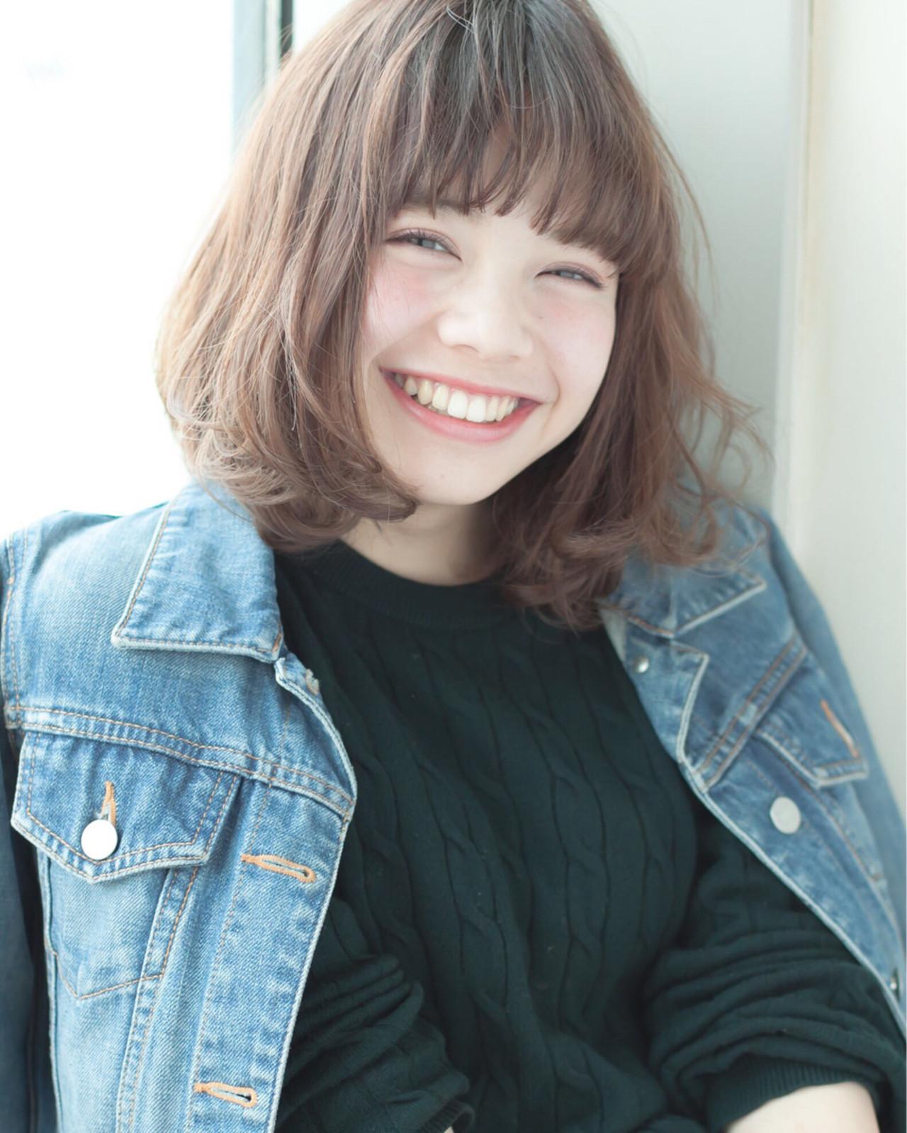 あなたにこっそり教えちゃう♡【顔が小さく見える髪型】を発表!の7枚目の画像