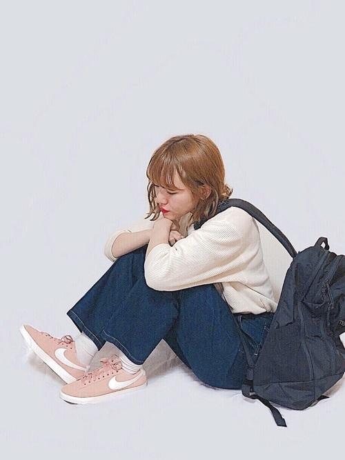 楽ちんかわいい♡NIKEの靴を使った夏のイベント別コーデ特集